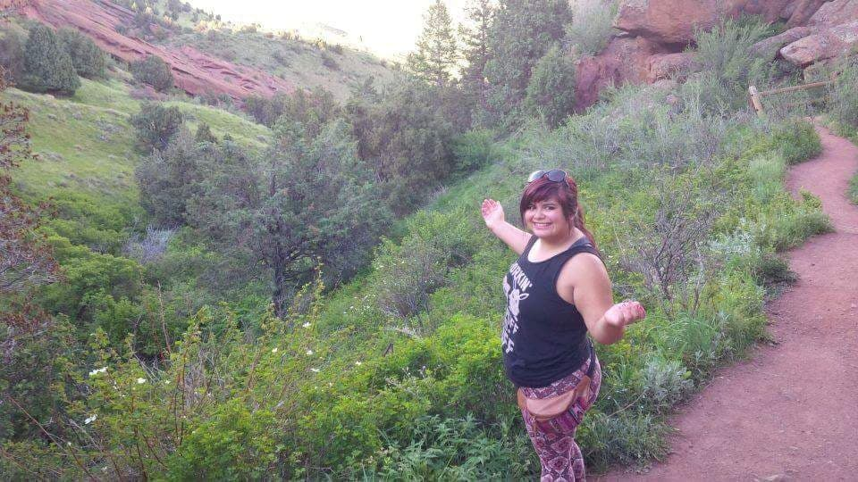 Red Rocks Amphitheatre hike