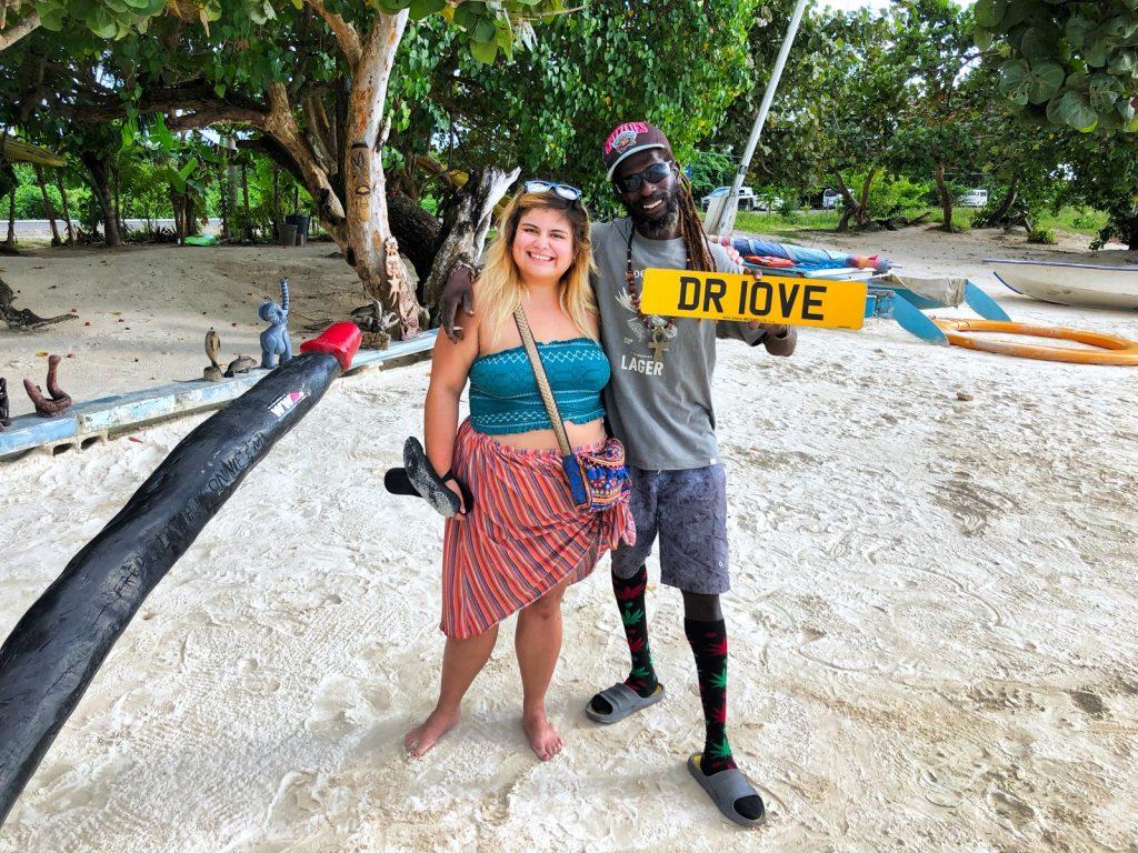 First trip to Jamaica | locals