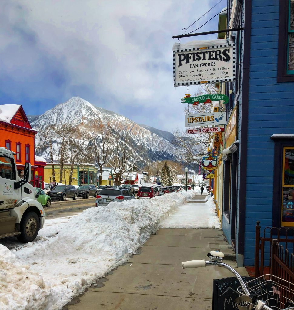 Picture of Crested Butte Main Street